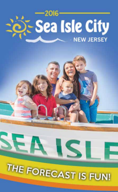 2016 Sea Isle Visitor Guide