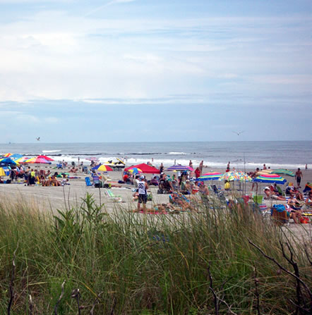 Sea Isle City Beach