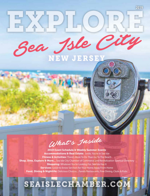 2019 Explore Sea Isle City